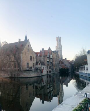 Ville de Bruges - Leslie