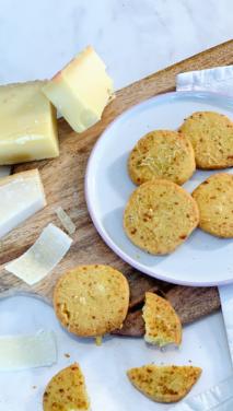 sablé fromage