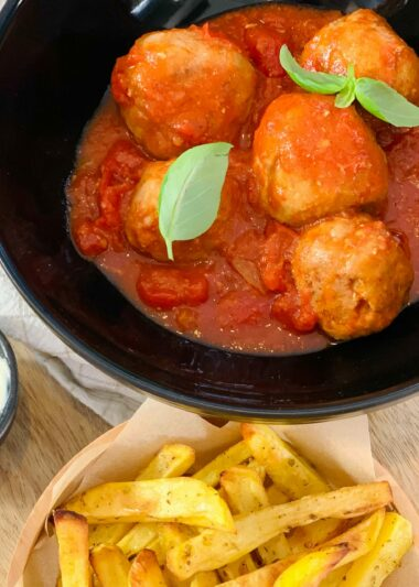 boulette sauce tomate