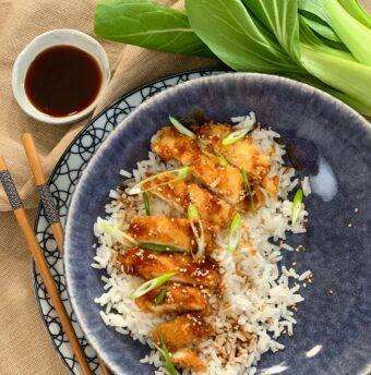 poulet katsu