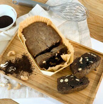 Brownie au marc de café